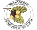 Tehama County Department of Education Logo